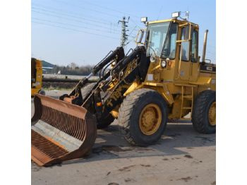 Wheel loader CAT IT18 Wheeled Loader c/w QH, Bucket - 7ZB00930: picture 1