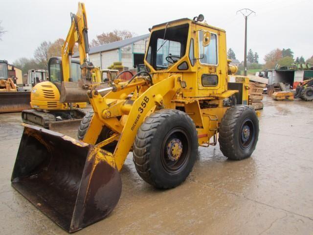 clark michigan 35 b wheel loader from belgium for sale at truck1 id 4110696 wheel loader clark michigan 35 b truck1 id 4110696