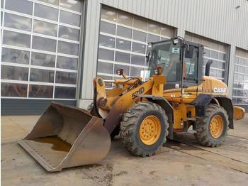Wheel loader  Case 521D