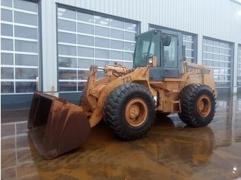Wheel loader  Case 721
