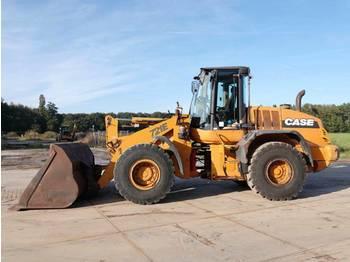 Wheel loader Case 721E - Excellent Condition / Dutch Machine / CE