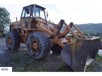 Wheel loader Case W20C