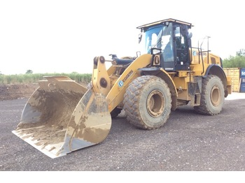 Wheel loader Cat 950M
