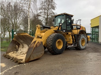 Wheel loader Cat 966M