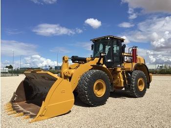 Wheel loader Cat 966MXE