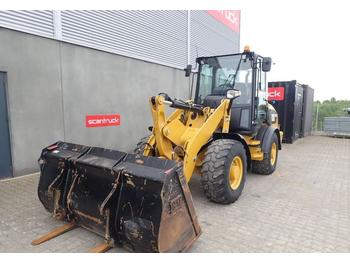 Wheel loader Caterpillar 907