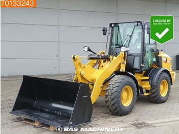Wheel loader Caterpillar 908M Stage 5 - Forks and Bucket
