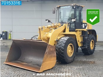 Wheel loader Caterpillar 938H GERMAN DEALER MACHINE