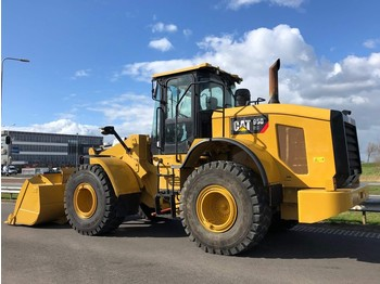Caterpillar 950GC Wheel loader - wheel loader
