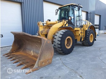 Caterpillar 950H - wheel loader