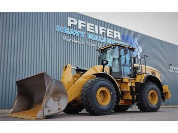 Wheel loader Caterpillar 950M NEW, Valid inspection, *Guarantee! Joystick S