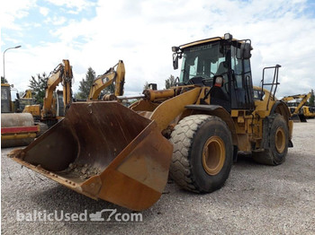 Caterpillar 962H  - wheel loader