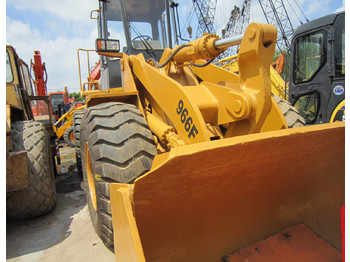 Wheel loader Caterpillar 966F: picture 1