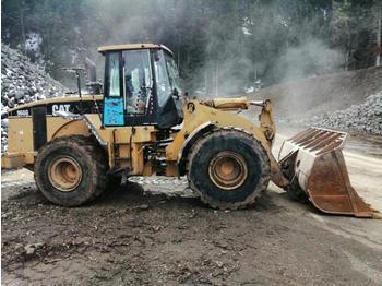 Wheel loader Caterpillar 966G II