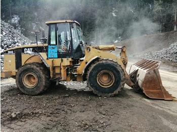 Caterpillar 966G II - wheel loader