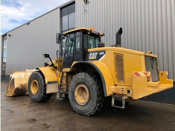 Caterpillar 966H HL very nice German machine! - wheel loader
