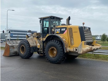Wheel loader Caterpillar 966K HL