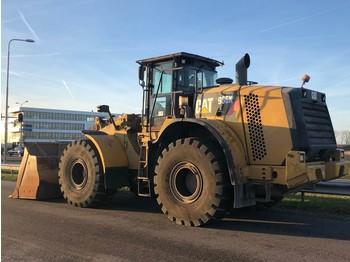 Wheel loader Caterpillar 966K Wheel Loader
