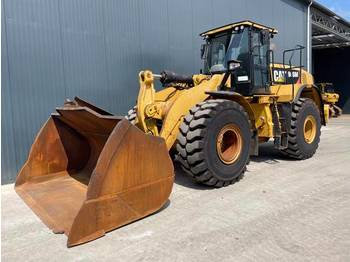 Wheel loader Caterpillar 966M