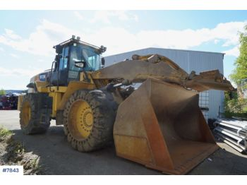 Caterpillar 972K - wheel loader