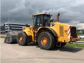 Caterpillar 980H - wheel loader