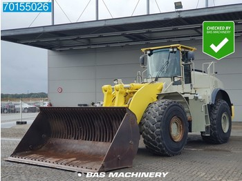 Wheel loader Caterpillar 980K QUICK COUPLER - FROM DUTCH CONTRACTOR