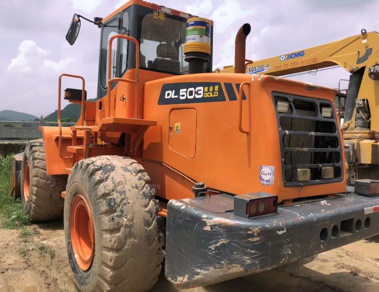 wheel loader DOOSAN DL503
