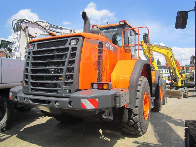wheel loader DOOSAN DL 450-3