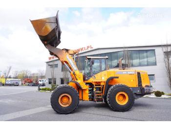 Wheel loader DOOSAN Dl 450-3 , 26t , bucket , auto-greasing , joystick ,camera , A/C