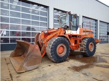 Wheel loader  Daewoo DL300
