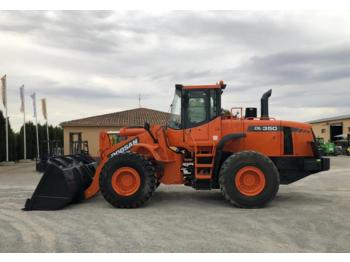 Doosan DL350  - wheel loader