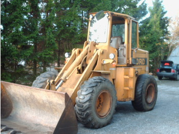 FORD A62  4X4  ARTICULER  4 CYLINDRE TURBO - wheel loader