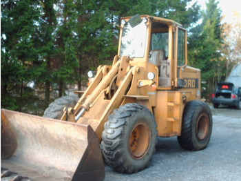 FORD A 62 4*4 TURBO - wheel loader