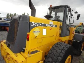 Furukawa 345II-2001-KLIMA-ORIGINAL.FARBE.BEREIFUNG.70%-1A - wheel loader
