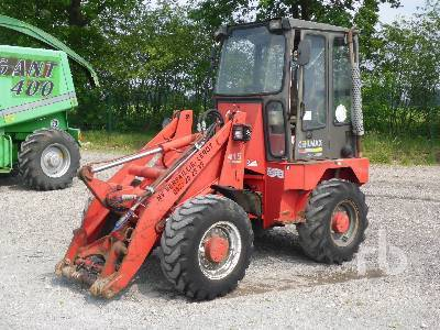 GEHL 415 Wheel Loader - PARTS ONLY wheel loader from Germany for