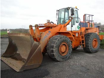 Wheel loader HALLA HA 380 E: picture 1