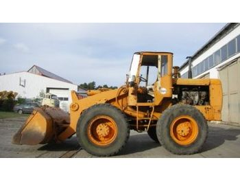HANOMAG  - wheel loader