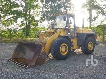 Wheel loader HANOMAG 50E