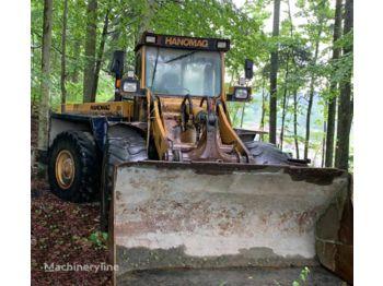 Wheel loader HANOMAG 55D