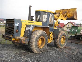 HANOMAG 55D, 55 D Radlader / Whell Loader, Tires 60 %, 6 Zylinder, 11.000 h, Year 1986 - wheel loader
