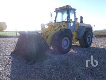 Wheel loader HANOMAG 60E