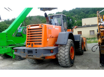 HITACHI LX290E - wheel loader