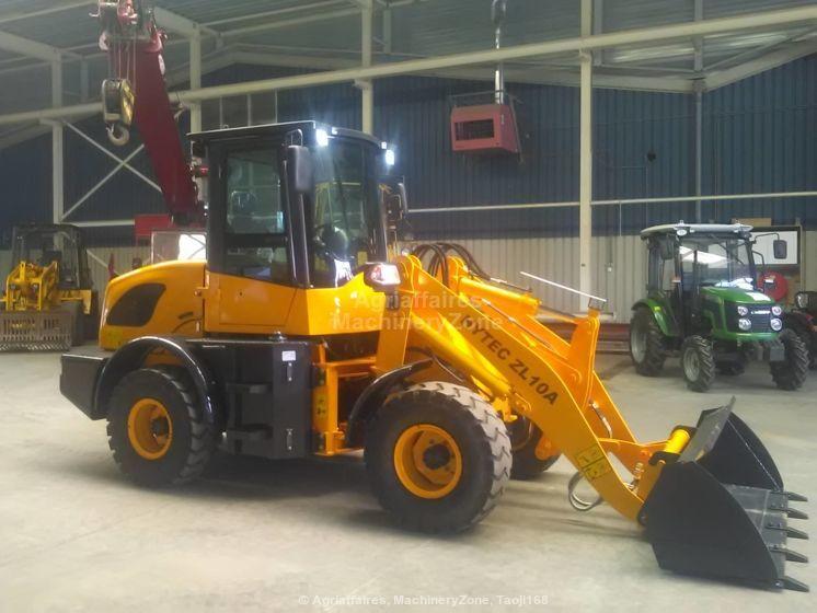 wheel loader HYTEC ZL 10 A