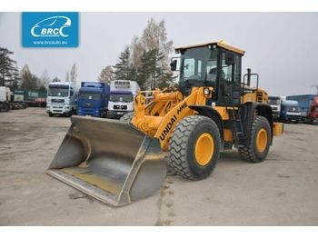 Wheel loader HYUNDAI HL757-9A
