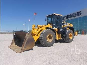 Wheel loader HYUNDAI HL770-9A