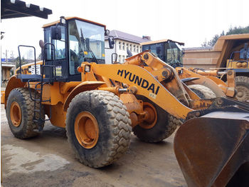 Wheel loader HYUNDAI HL-760-7A: picture 1
