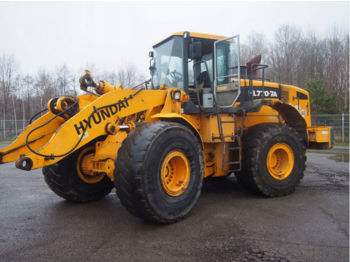 Wheel loader HYUNDAI HL 770-7A: picture 1