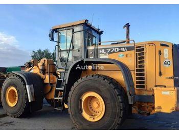 Wheel loader HYUNDAI HL 770-9