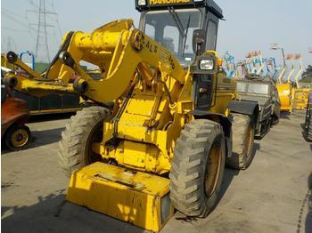 Wheel loader  Hanamag 35D