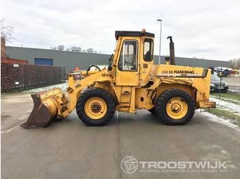 Wheel loader Hanomag 22D